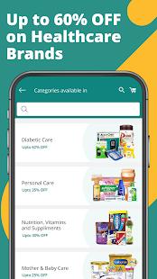 PharmEasy Online Medicine Ordering App v4.10.13 screenshots 3