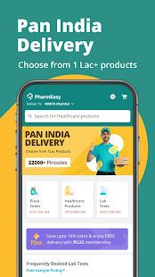 PharmEasy Online Medicine Ordering App v4.10.13 screenshots 4