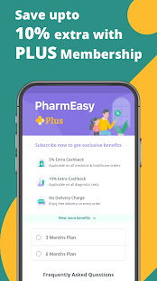 PharmEasy Online Medicine Ordering App v4.10.13 screenshots 5