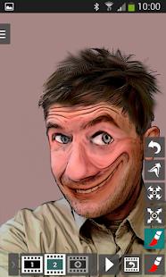 Photo Bender- Deform amp Animate v1.4.5 screenshots 1