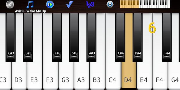 Piano Melody vFix in Rockstar screenshots 1