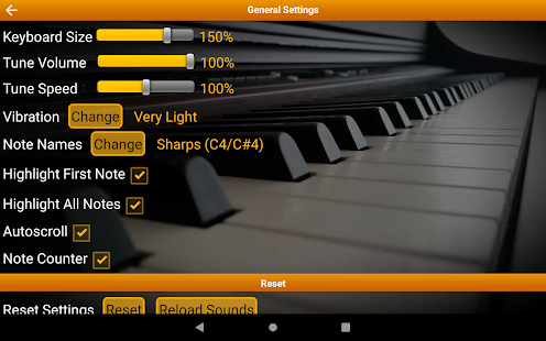 Piano Melody vFix in Rockstar screenshots 12