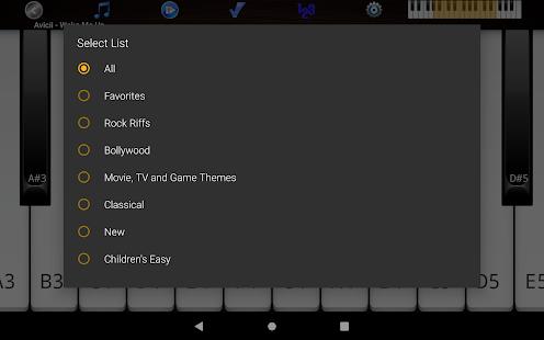 Piano Melody vFix in Rockstar screenshots 16