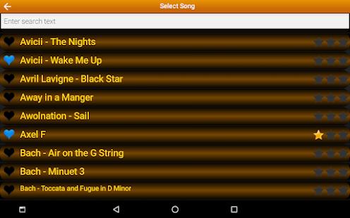 Piano Melody vFix in Rockstar screenshots 17