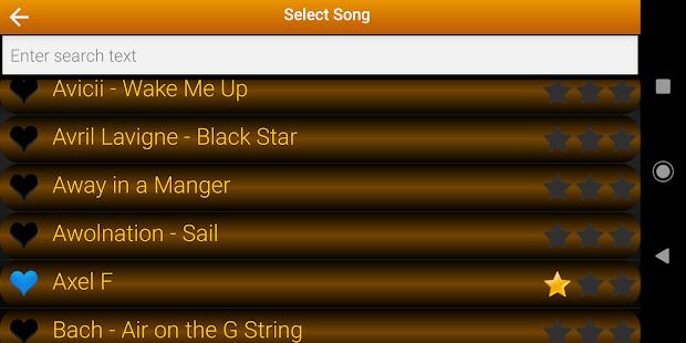 Piano Melody vFix in Rockstar screenshots 2