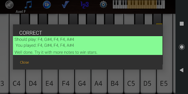 Piano Melody vFix in Rockstar screenshots 3