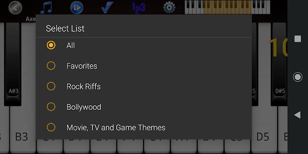 Piano Melody vFix in Rockstar screenshots 5