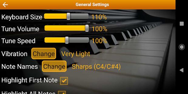 Piano Melody vFix in Rockstar screenshots 6