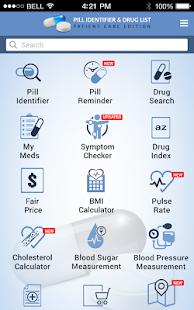 Pill Identifier and Drug list v4.3 screenshots 17