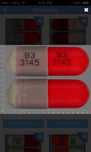 Pill Identifier and Drug list v4.3 screenshots 3
