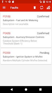 Piston OBD2 amp ELM327 v2.1.3 screenshots 2
