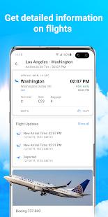 Planes Live – Flight Status Tracker amp Radar v1.18.2 screenshots 2