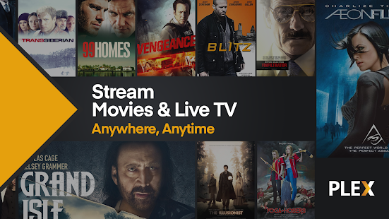 Plex Stream Free Movies amp Watch Live TV Shows Now v8.21.2.27212 screenshots 1