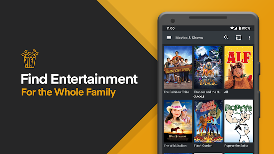 Plex Stream Free Movies amp Watch Live TV Shows Now v8.21.2.27212 screenshots 5