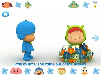 Pocoyo meets Nina – Storybook v2.00 screenshots 11