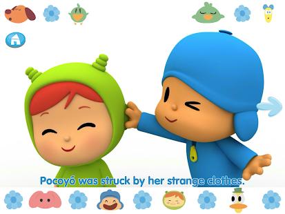 Pocoyo meets Nina – Storybook v2.00 screenshots 12