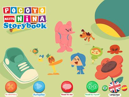 Pocoyo meets Nina – Storybook v2.00 screenshots 13