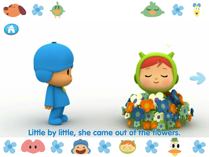 Pocoyo meets Nina – Storybook v2.00 screenshots 17