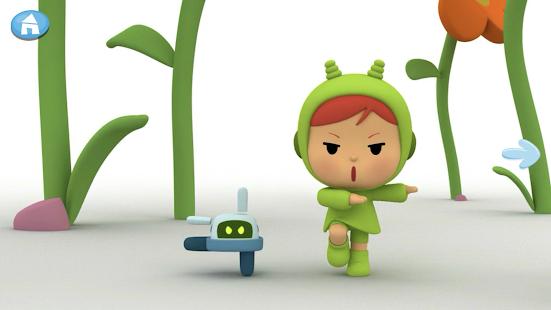 Pocoyo meets Nina – Storybook v2.00 screenshots 4