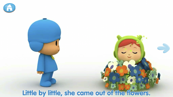 Pocoyo meets Nina – Storybook v2.00 screenshots 5
