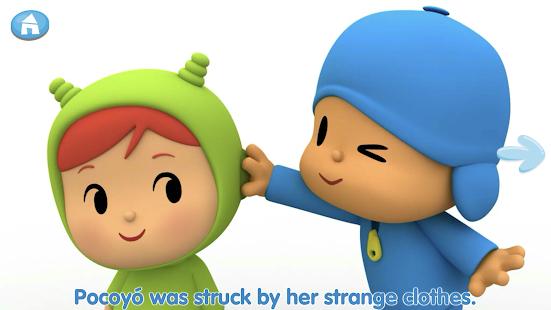 Pocoyo meets Nina – Storybook v2.00 screenshots 6