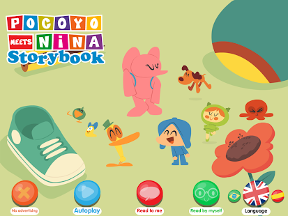 Pocoyo meets Nina – Storybook v2.00 screenshots 7