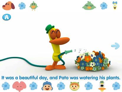 Pocoyo meets Nina – Storybook v2.00 screenshots 8