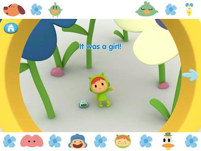 Pocoyo meets Nina – Storybook v2.00 screenshots 9