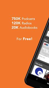Podcast Addict v2021.10.1 screenshots 1