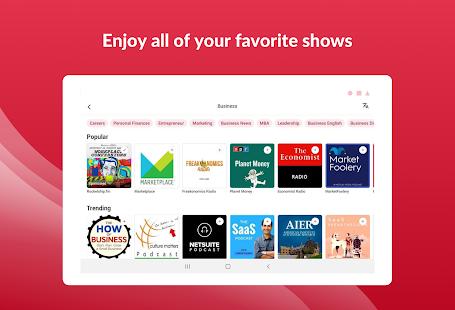 Podcast App Free amp Offline Podcasts by Player FM v5.0.0.20 screenshots 12