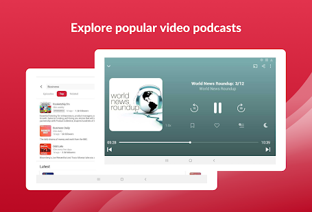 Podcast App Free amp Offline Podcasts by Player FM v5.0.0.20 screenshots 14