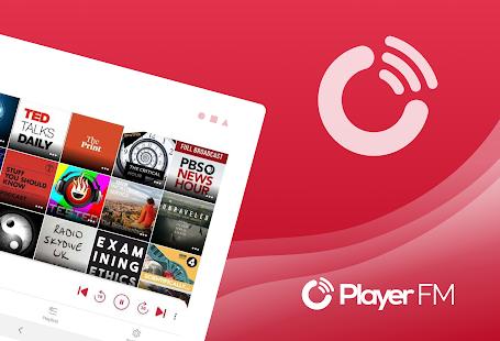 Podcast App Free amp Offline Podcasts by Player FM v5.0.0.20 screenshots 18