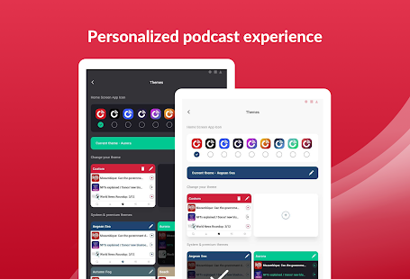 Podcast App Free amp Offline Podcasts by Player FM v5.0.0.20 screenshots 22
