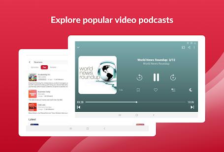Podcast App Free amp Offline Podcasts by Player FM v5.0.0.20 screenshots 23