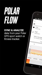 Polar Flow Sync amp Analyze v5.5.0 screenshots 1