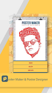 Poster Maker amp Poster Designer v2.4.7 screenshots 1