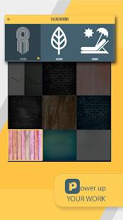 Poster Maker amp Poster Designer v2.4.7 screenshots 5