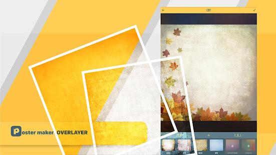 Poster Maker amp Poster Designer v2.4.7 screenshots 6