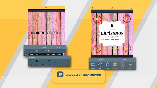 Poster Maker amp Poster Designer v2.4.7 screenshots 7
