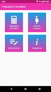 Pregnancy Calculator and Calendar v1.0.1 screenshots 1