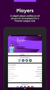 Premier League – Official App v2.5.5.2685 screenshots 11