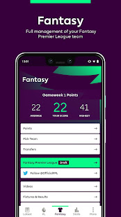 Premier League – Official App v2.5.5.2685 screenshots 3