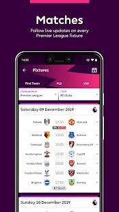 Premier League – Official App v2.5.5.2685 screenshots 5