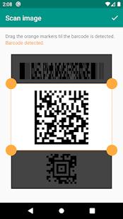 QR amp Barcode Reader v2.7.1-L screenshots 4