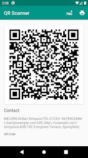 QR amp Barcode Reader v2.7.1-L screenshots 7