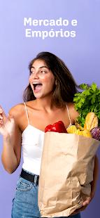 Quero Delivery – entrega de comida mercado e v122 screenshots 4