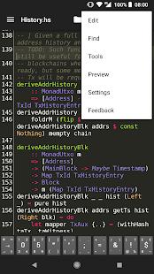 Quoda Code Editor v2.0.0.7 screenshots 2
