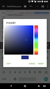 Quoda Code Editor v2.0.0.7 screenshots 5