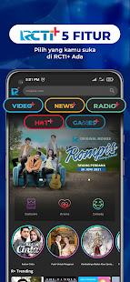 RCTI Video News Radio Competition Games v2.10.1 screenshots 1