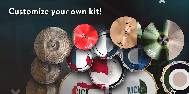 REAL DRUM Electronic Drum Set v9.16.0 screenshots 5